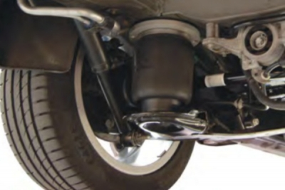 Пневмоподвеска Mercedes V-Class