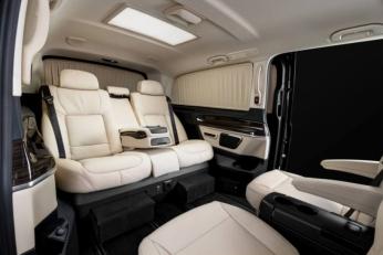 eMercedesBenz Mercedes V-Class 2016