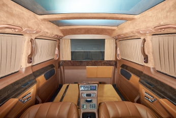 Mercedes-Benz V-Class LUXURY
