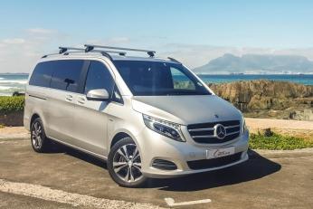 Mercedes-Benz V-Class V220 CDI Avantgarde/L