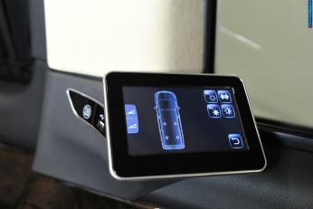 Mercedes V-Class Brabus управление