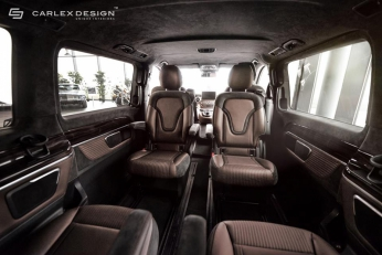 тюнинг Mercedes V-Class CARLEX