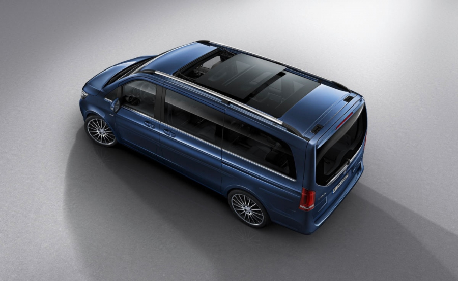 Mercedes V-Class Exclusive