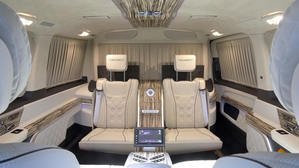 Mercedes V-Class Mansory
