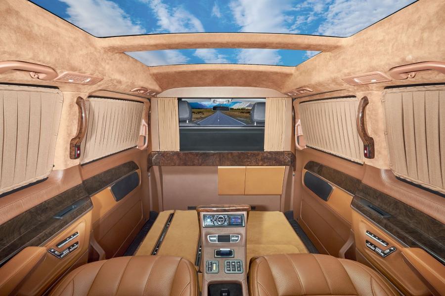 Mercedes V-Class VIP