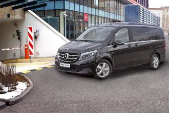 Mercedes V-VIP V-Class