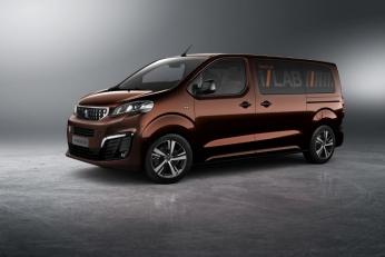 Офис на колесах Peugeot i-Lab