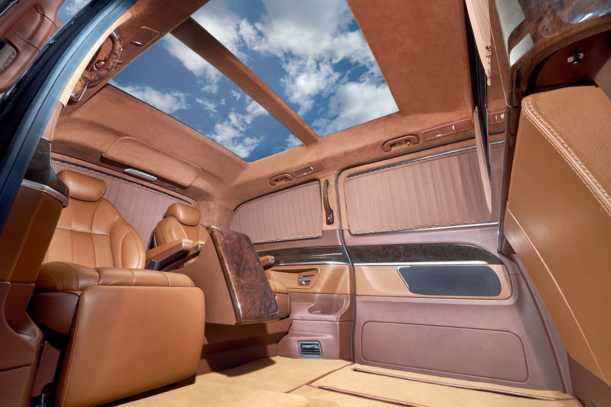 A Panoramic Roof