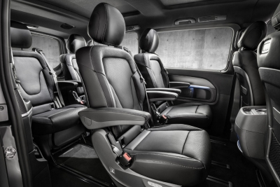 Тюнинг Mercedes-Benz V-Class от AMG