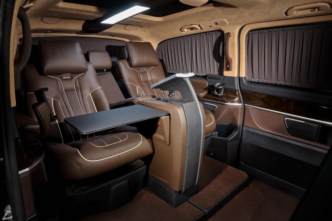 Тюнинг Mercedes V-Class