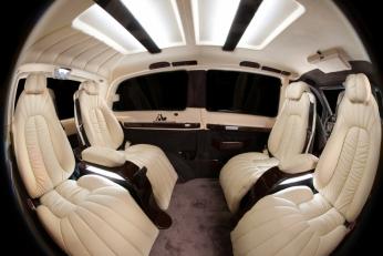 Тюнинг Mercedes Vito (New V-Class) by Vilner